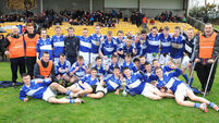 Mac Cárthaigh and Ó hUrdáil goals lift Col Ghobnatán in Munster Post Primary SCFC final