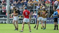 Shefflin: Cody told me to contest Cork red card