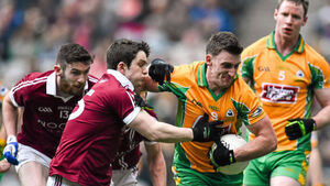 Classy Corofin turn on the power to brush outclassed Slaughtneil aside