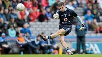 Stephen Cluxton returns to face Tyrone