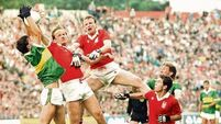 Colorado-based Corkman Colm O'Neill still feels old Kerry rivalry