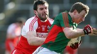 Derry boss Brian McIver 'disgusted' by display of referee Branagan after defeat by Mayo