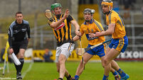 Clare undone as Buckley's blast keeps Cats up