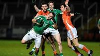 McGrath joy as Fermanagh fightback holds Armagh in Allianz League