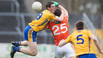 Armagh get fright from Claire at Cusack Park