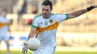 Willie Mulhall to rescue as Offaly almost falter against Leitrim