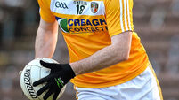 Antrim stay in promotion hunt