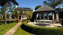 Coastal location and luscious lawns at much-loved Lisheen House in Cork