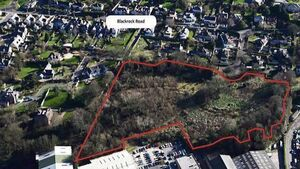 Six acre site for luxury homes sold