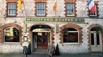 A new-bourne identity for Cork's Woodford bar?