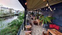 Cork's River Lee Hotel shows off €500,000 patio upgrade