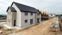 New-build demand in Mayfield, Cork