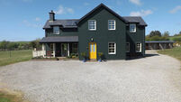 TV-inspired home with a range in Clonakilty, Co Cork
