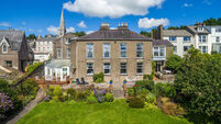 VIDEO: Five-bed period home in Sunday's Well, Cork, on market for €1.85 million