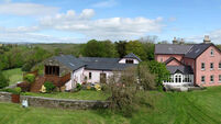 Ilen bank property: Cape Cod meets Cape Clear in West Cork