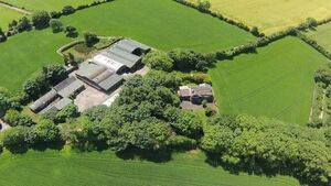 Quality farm has prime residential holding with a superb residence in Mallow, Co Cork