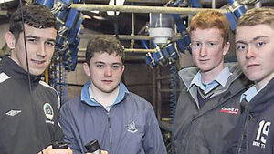 Over 500 at agricultural college's open day