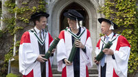 Meet UCC's latest inspiring honorary doctors