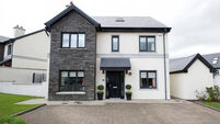 Well-designed four-bed in Glanmire back on market