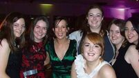 Style and smiles at gala New Year Ball