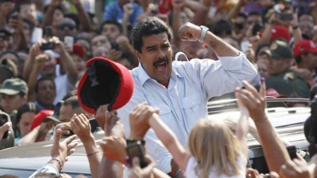 Cost of food threatens the political order in Venezuela