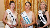 Carlow's Susan Willis takes the Miss Macra crown