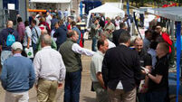 17,000 at UK's Livestock Event but Minister George Eustice was notable absentee