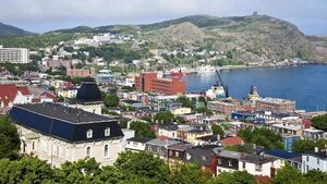 There's one place like home in Newfoundland, Canada