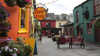 Kinsale's warm welcome and warm food make it ideal to visit