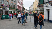 Galway has a chilled tribal beat