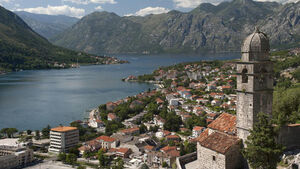 A tale of two cities - Croatia and Montenegro