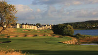 Five-star Lough Erne resort in Fermanagh scores a hole-in-one