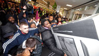 Post Christmas sales: Why retail rioting is a classic symptom of 'affluenza'