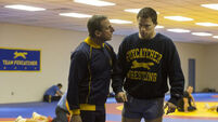 Movie reviews: Foxcatcher, Into the Woods, Taken 3