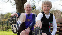 Ageing With Attitude: Couple plan to finish the Cork City Marathon hand in hand for 80th birthdays