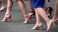 Cannes criticised for high heels rule as women wearing flats turned away
