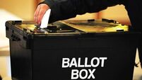 Panic stations in Roscommon as child locks key in ballot box