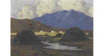Irish art enjoys an enthusiastic response at Whyte's auction