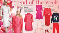Trend of the week: Valentine's Day romantic styles