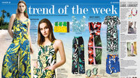 Trend of the week: Totally tropical