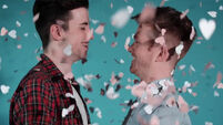 A Dublin paper company is making marriage equality confetti out of '100% recycled lies'