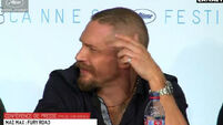 Tom Hardy's perfect reaction to a journalist's sexist Mad Max question is going viral