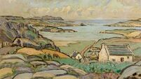 Lots of interest in Morgan O'Driscoll's upcoming art sale in Dublin