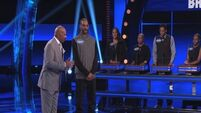 Watch Snoop Dogg's hilarious brain freeze on US version of Family Fortunes