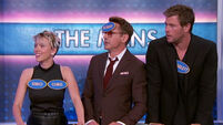 VIDEO: The Marvel superhero cast play Family Feud