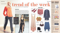 Trend of the week: Fringe