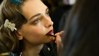 Makeup tips and tricks from backstage at three Autumn/Winter fashion shows