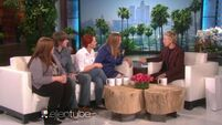 The people behind #TheDress tell Ellen all about their crazy week
