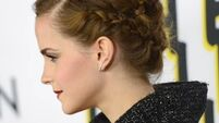 Strong Emma Watson goes to extremes