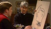 VIDEO: Americans watch Father Ted for the first time